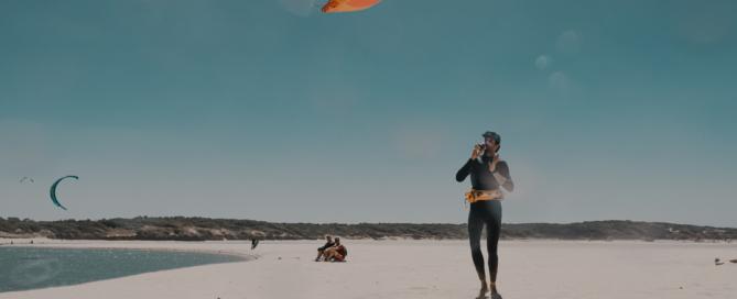 Reprise des cours de kitesurf 2021