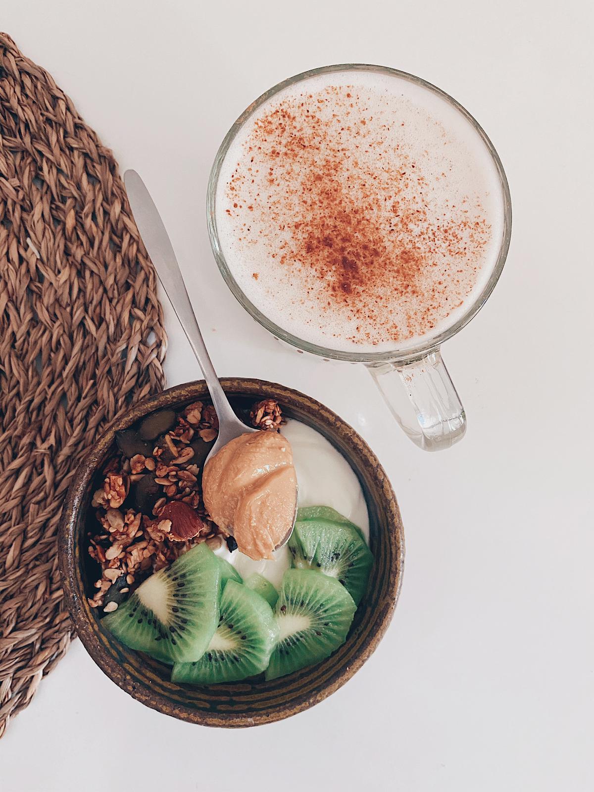 Café maison et pause gouter détente
